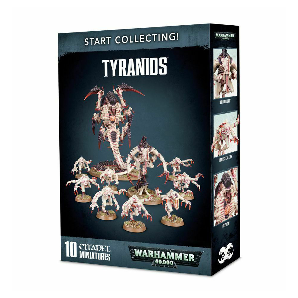 Expansiune Warhammer Start Collecting Tyranids