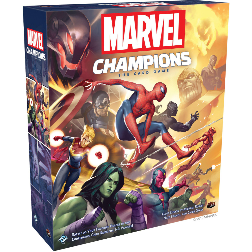 Joc Marvel Champions The Card Game