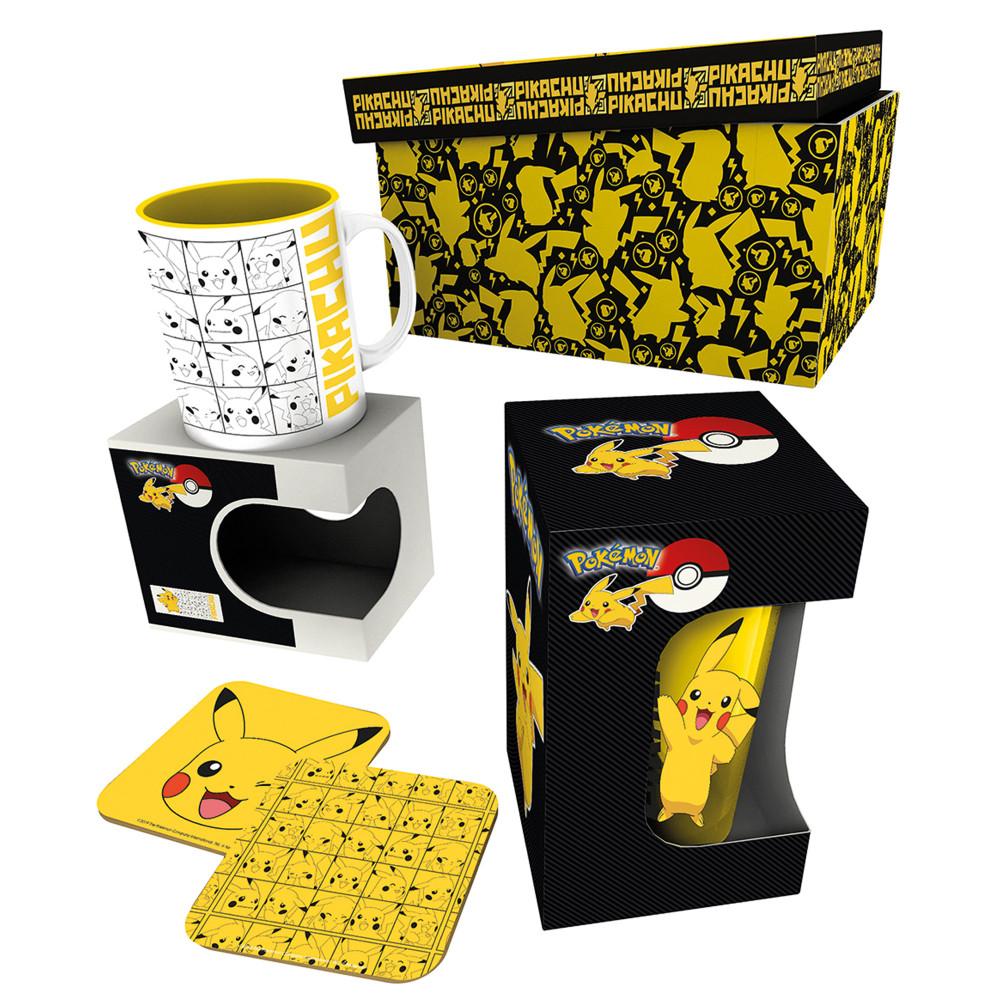 Cutie cadou Pokemon Pikachu imagine