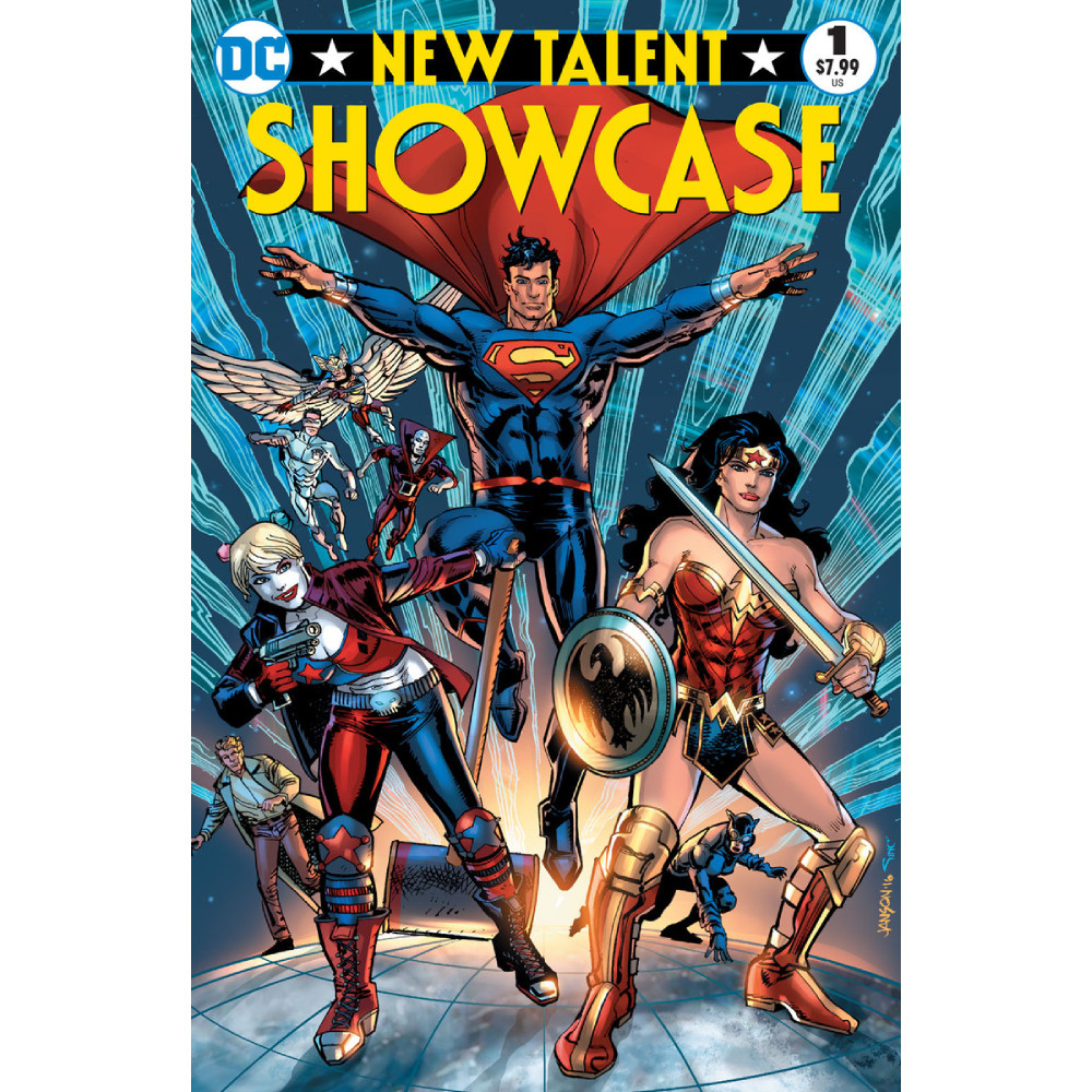 New Talent Showcase 2016 1