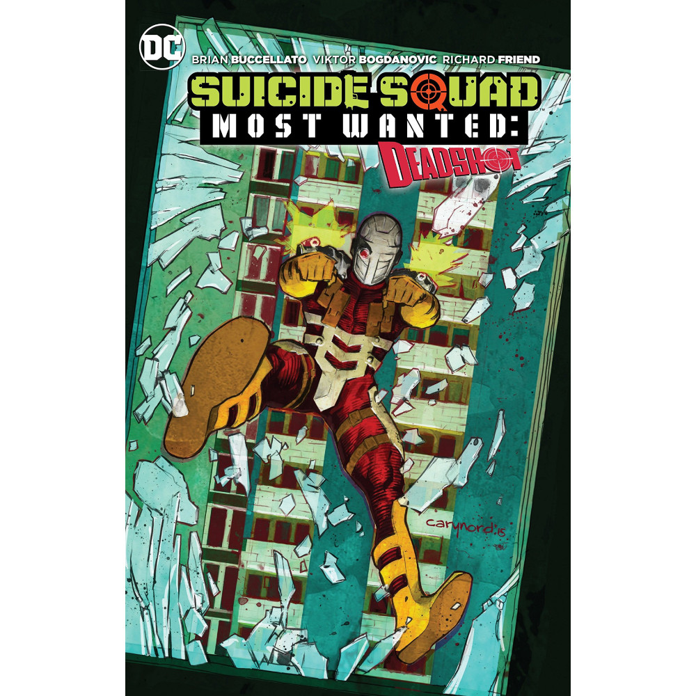 Suicide Squad Most Wanted Deadshot TP