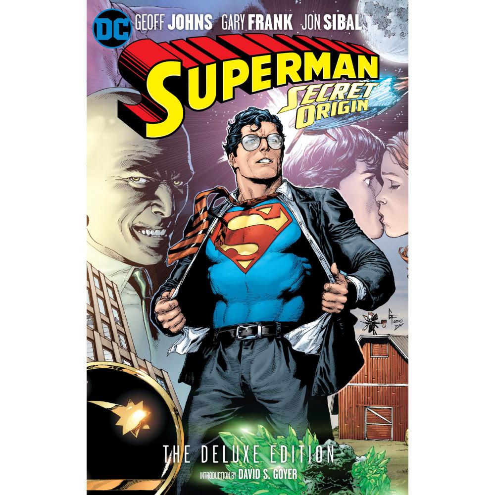 Superman: Secret Origin HC