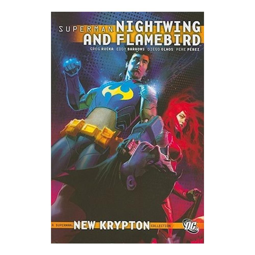 Superman: Nightwing and Flamebird HC Vol 01