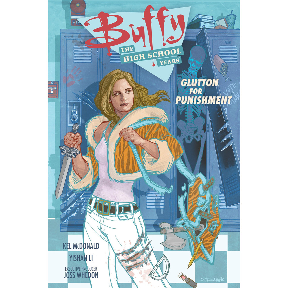 Buffy: The High School Years- Glutton for Punishment TP