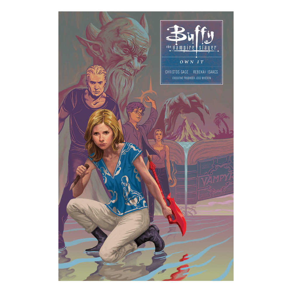 Buffy: Season Ten Volume 6: Own It TP