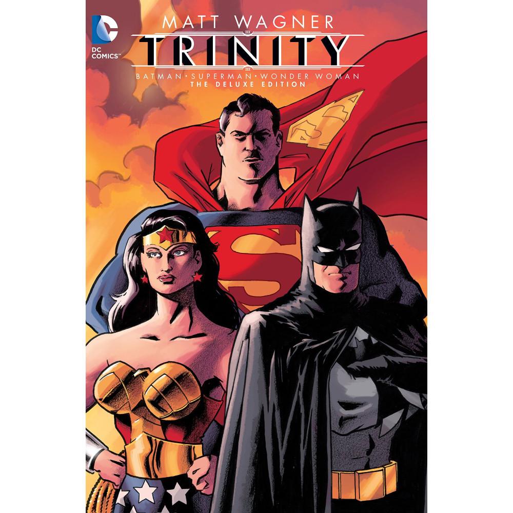 Batman/Superman/Wonder Woman: Trinity Deluxe Edition HC