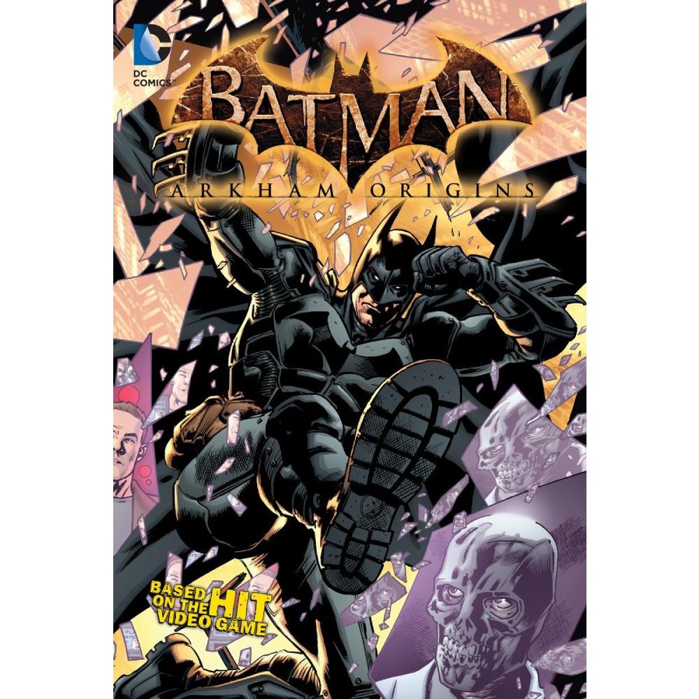 Batman Arkham Origins HC