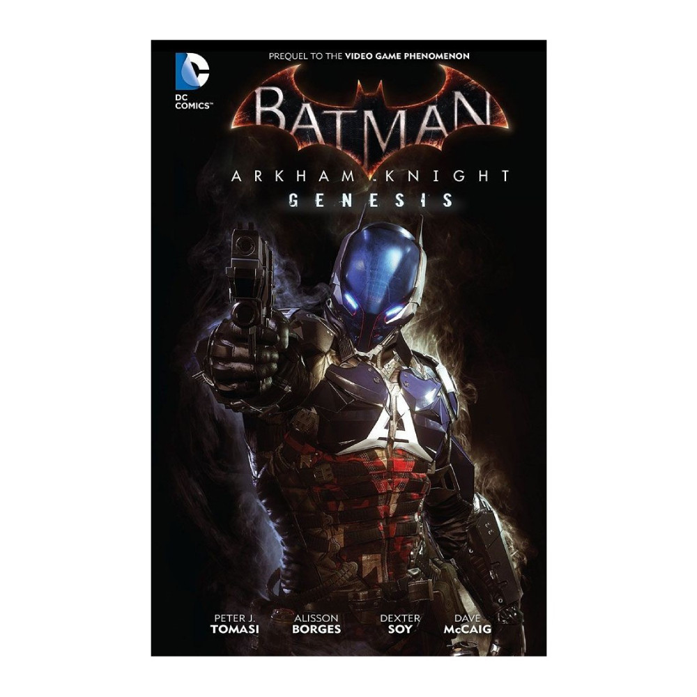 Batman: Arkham Knight Genesis HC