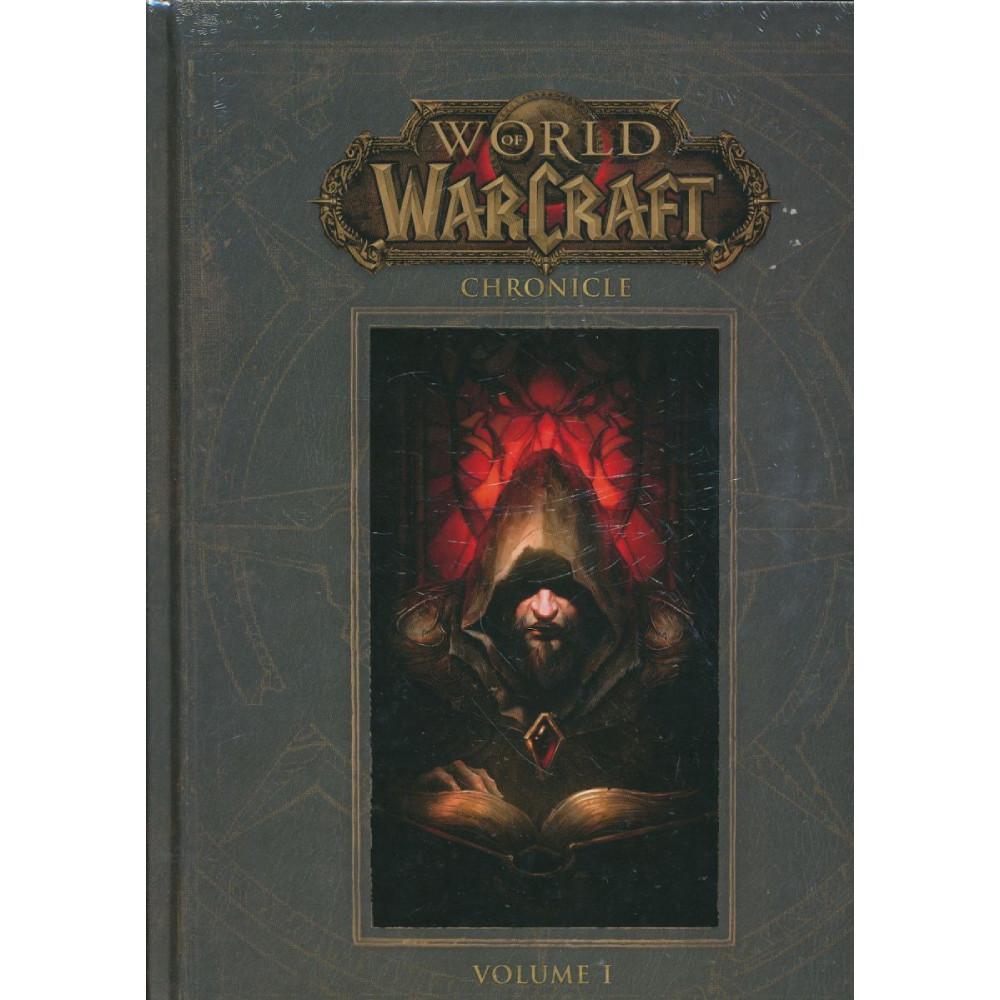 World of Warcraft: Chronicle Volume 01 HC