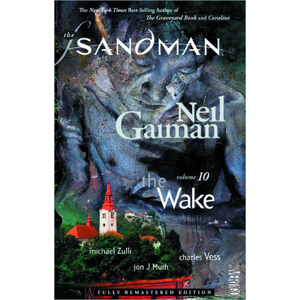 The Sandman TP Vol 10: The Wake imagine