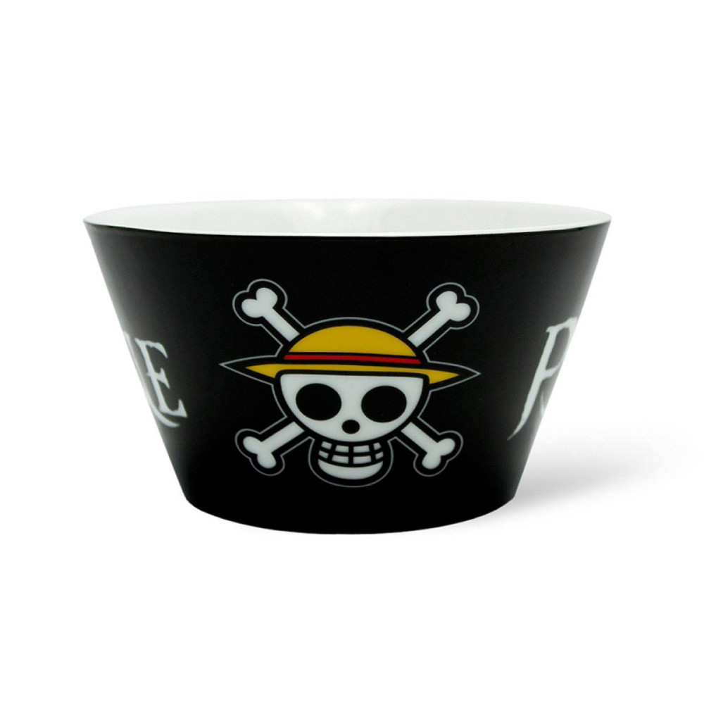 Bol Ceramic One Piece Skull imagine