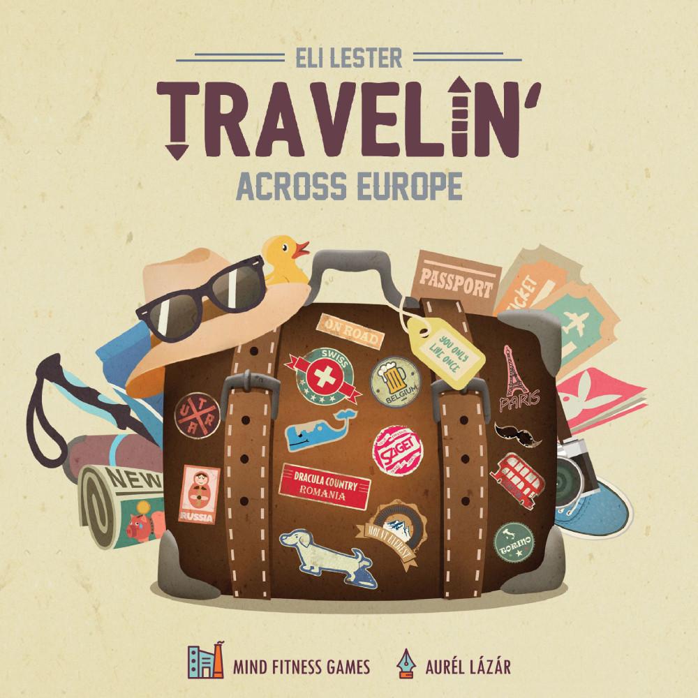 Joc Travelin Editie in Limba Romana