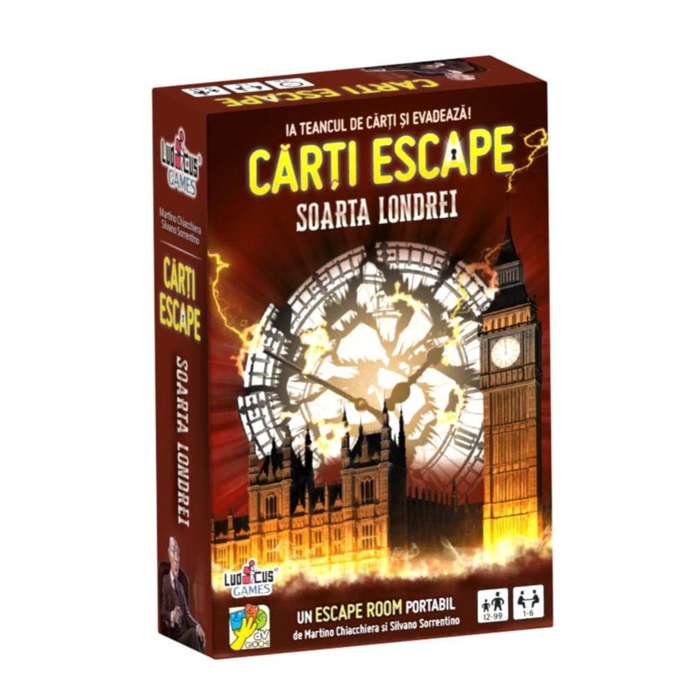 Joc Carti Escape Soarta Londrei