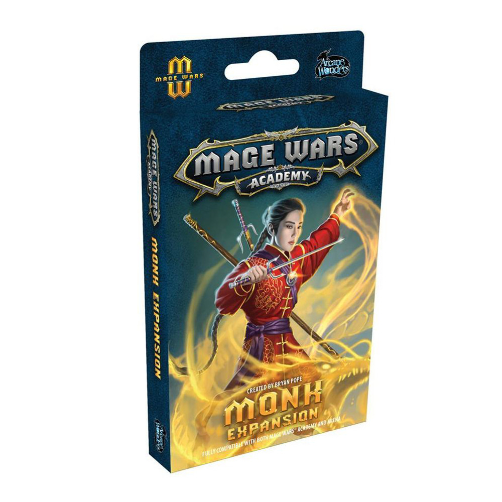Expansiune Mage Wars Academy Monk
