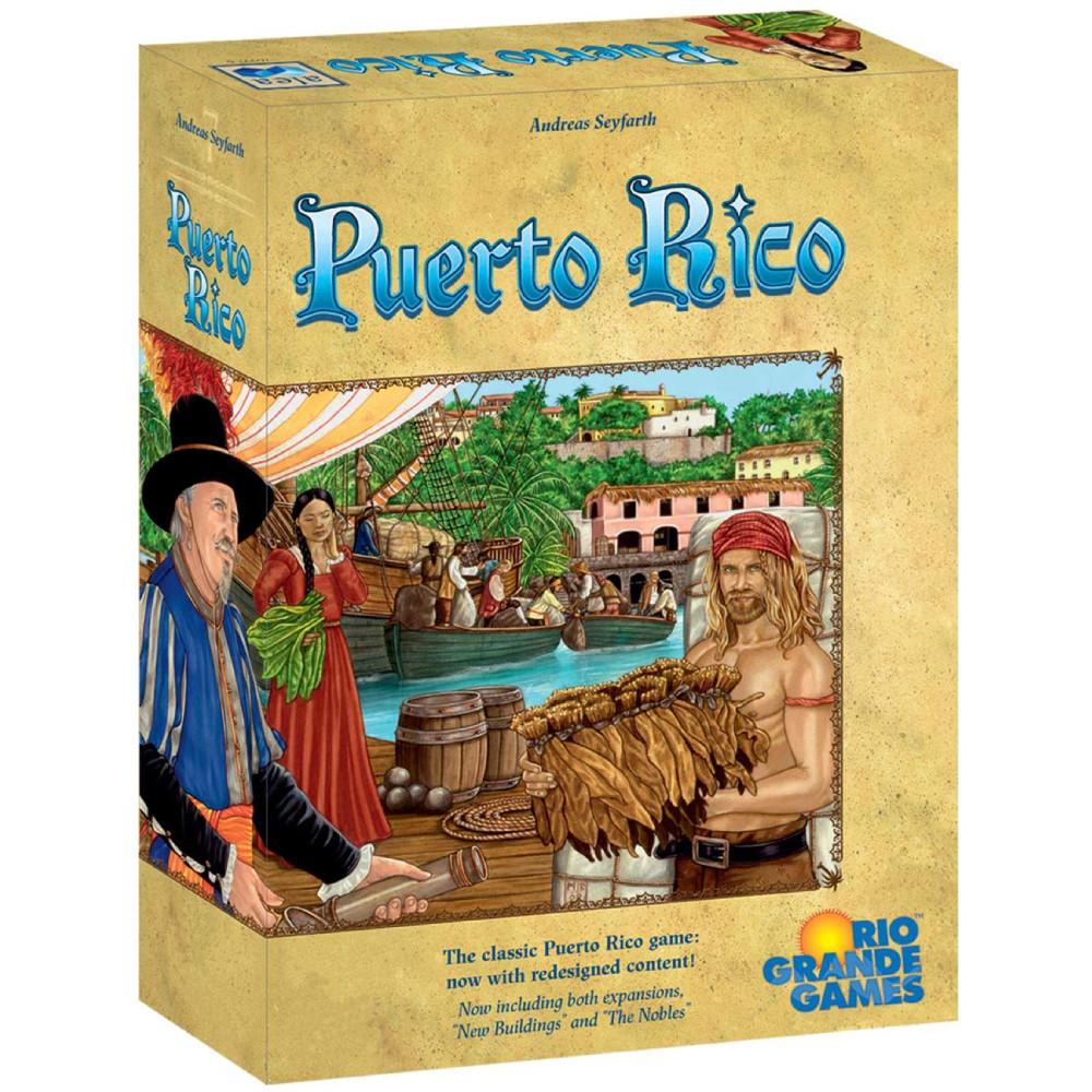 Joc Puerto Rico Deluxe Edition