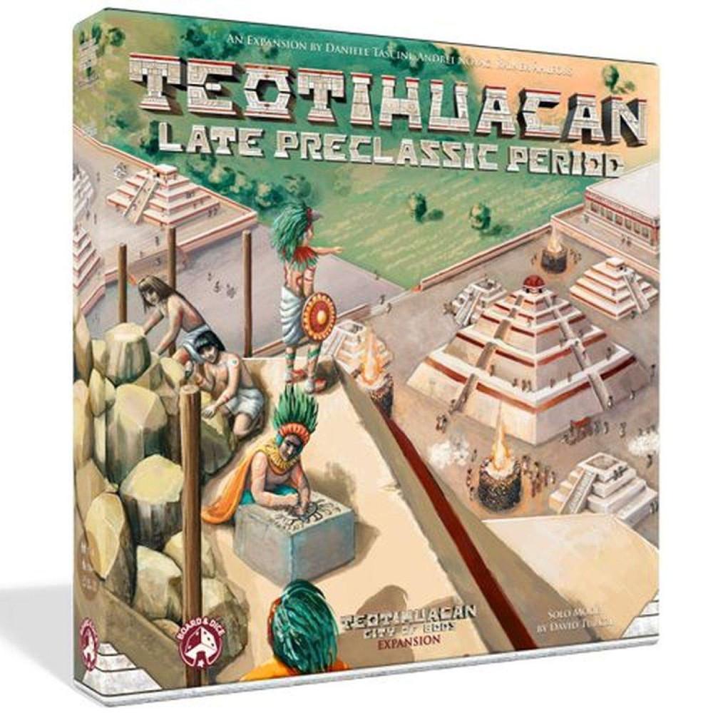 Expansiune Teotihuacan Late Preclassic Period