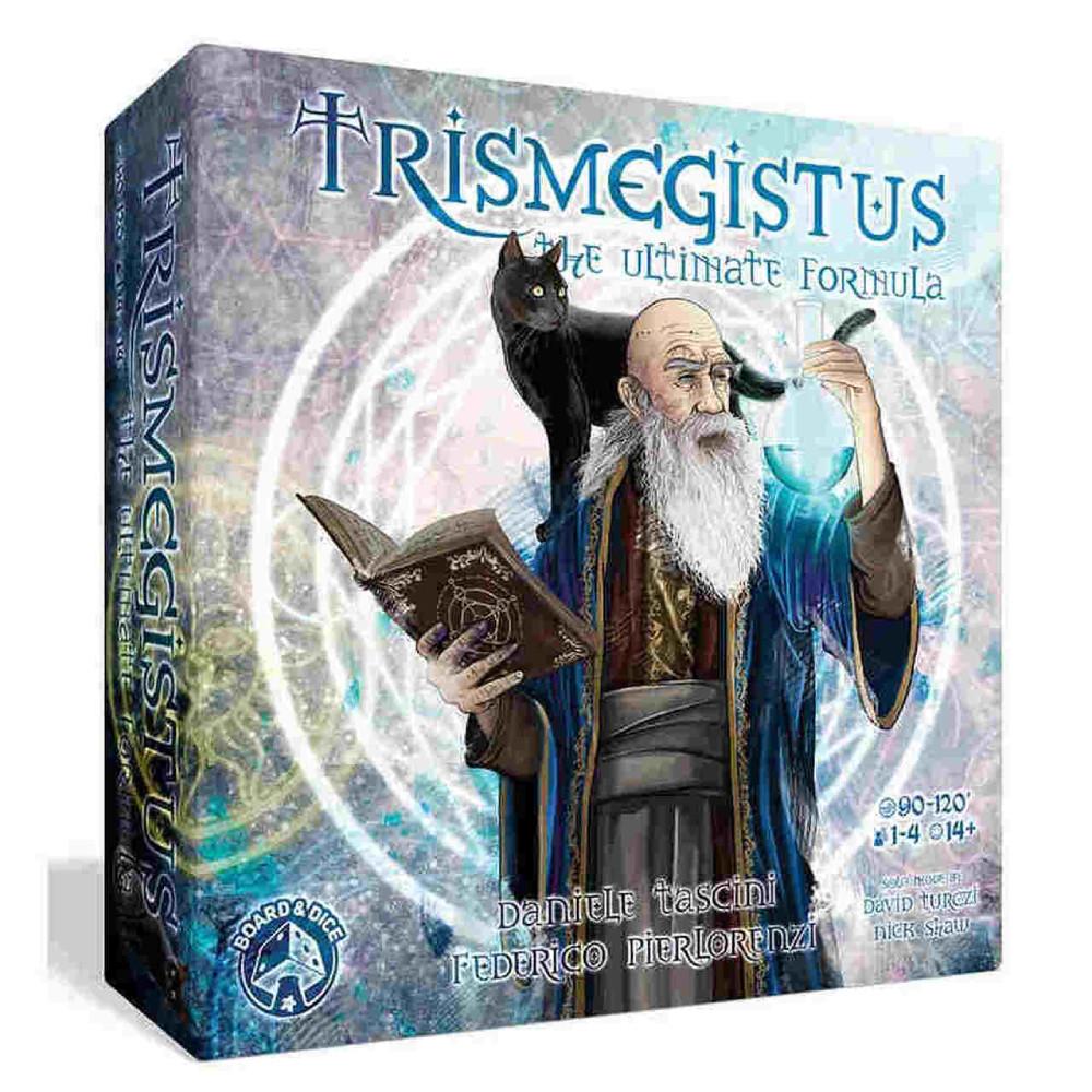 Joc Trismegistus the Ultimate Formula