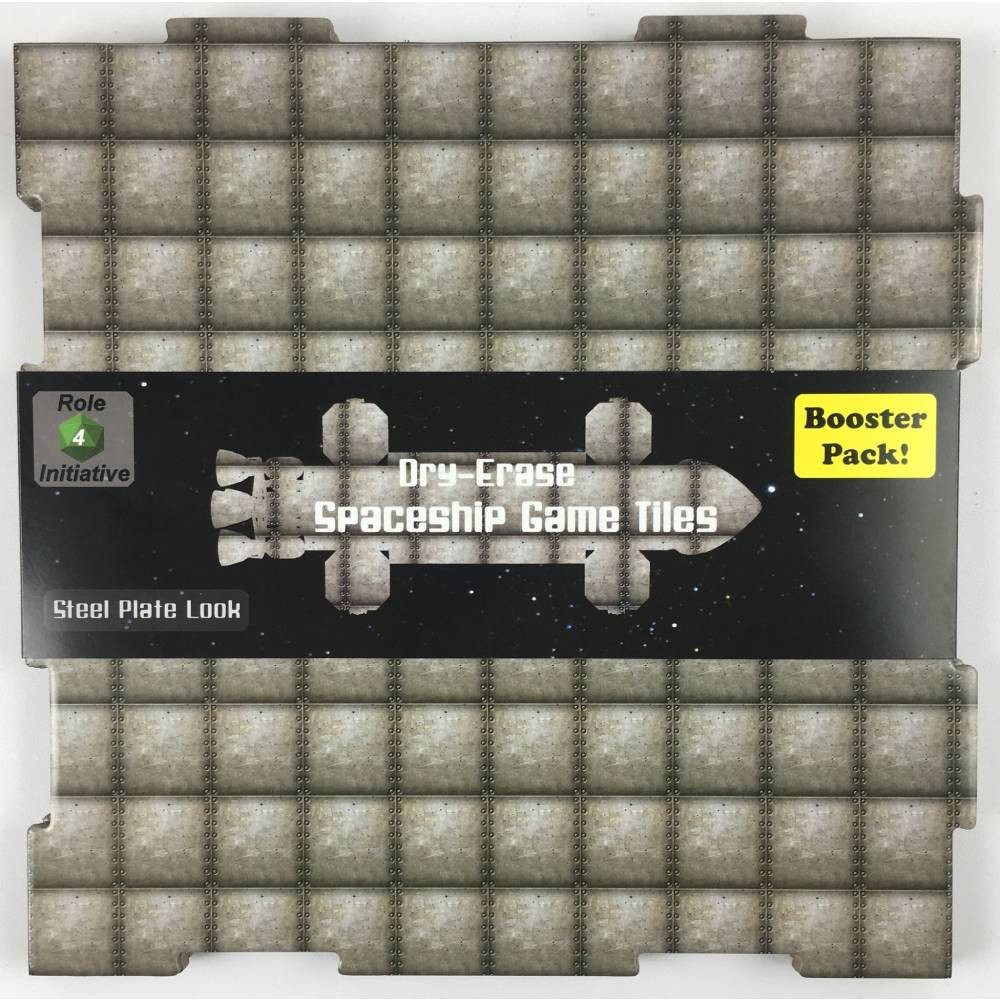 Accesorii Dry Erase Dungeon Tiles Steel Plate Square Booster Pack imagine