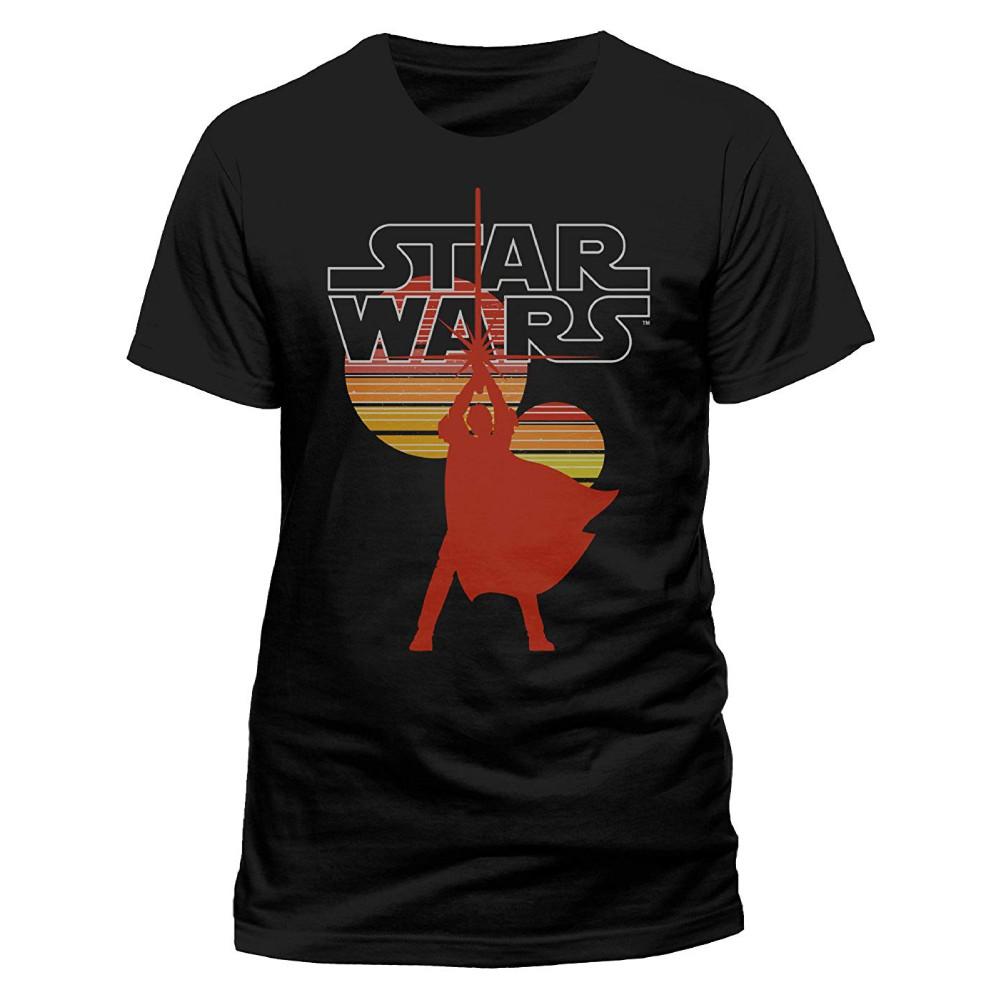 Tricou Star Wars Retro Suns Unisex S imagine