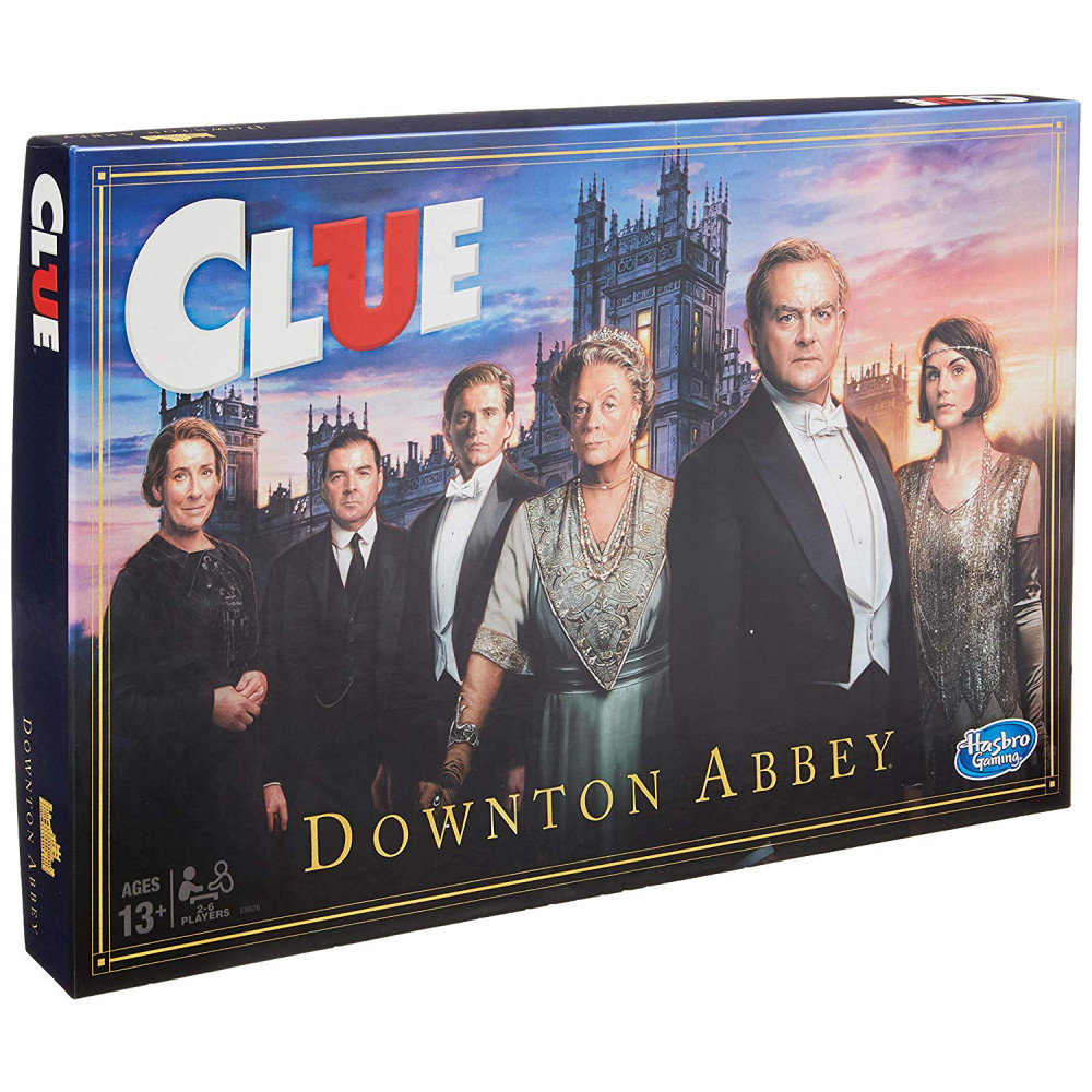 Joc Cluedo Editia Downton Abbey