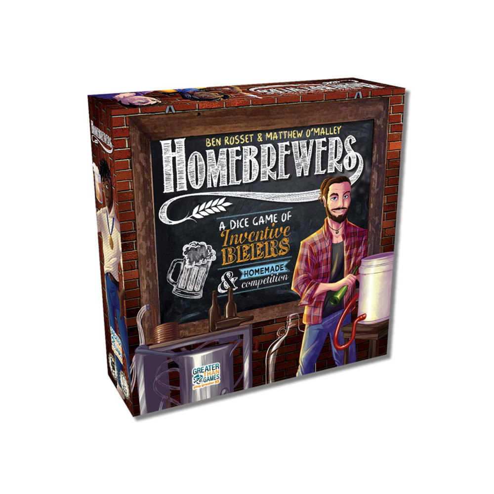 Joc Homebrewers
