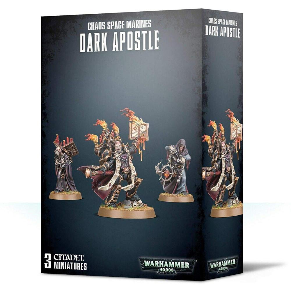 Expansiune Warhammer Chaos Space Marines Dark Apostle