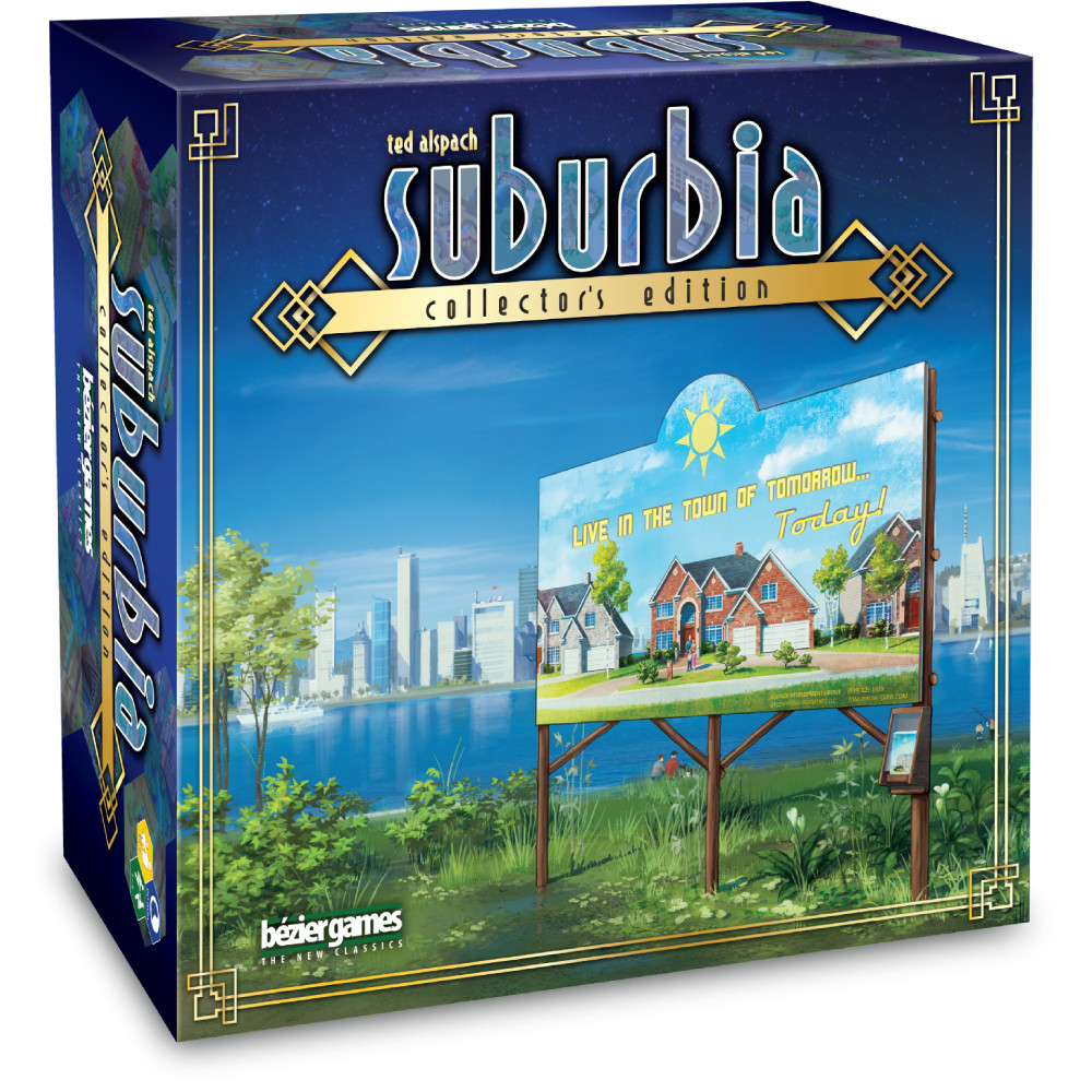 Joc Suburbia Collector's Edition