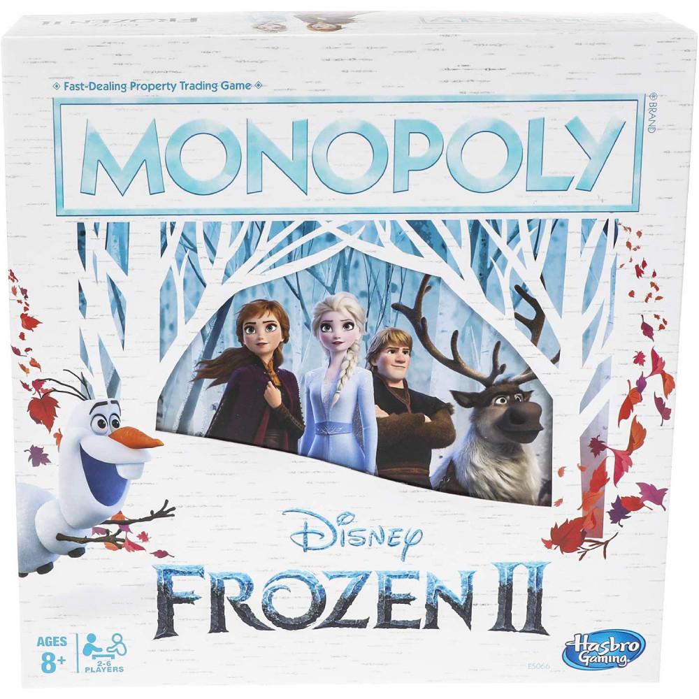 Joc Monopoly Frozen II