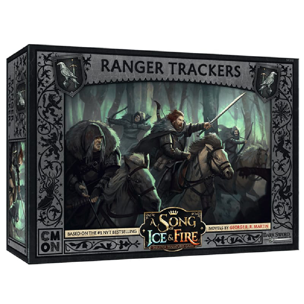Expansiune A Song Of Ice and Fire Night's Watch Ranger Trackers