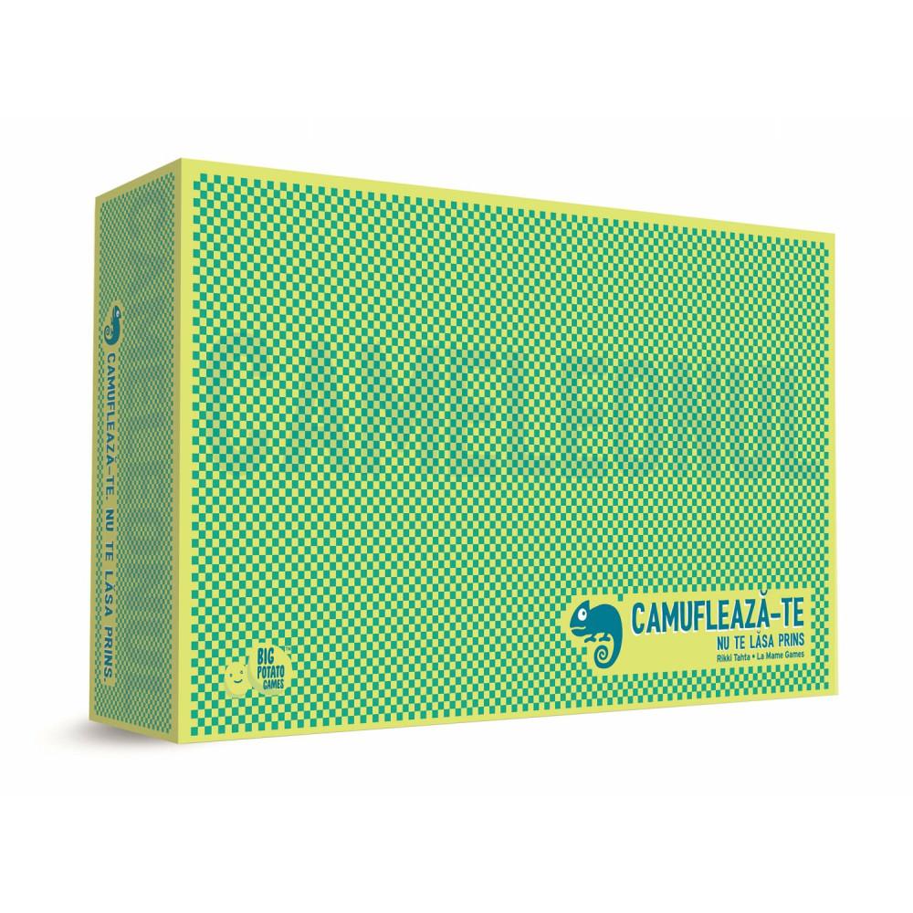 Joc Cameleonul in Limba Romana