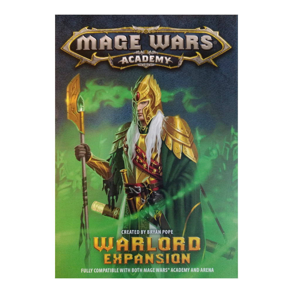 Expansiune Mage Wars Academy Warlord