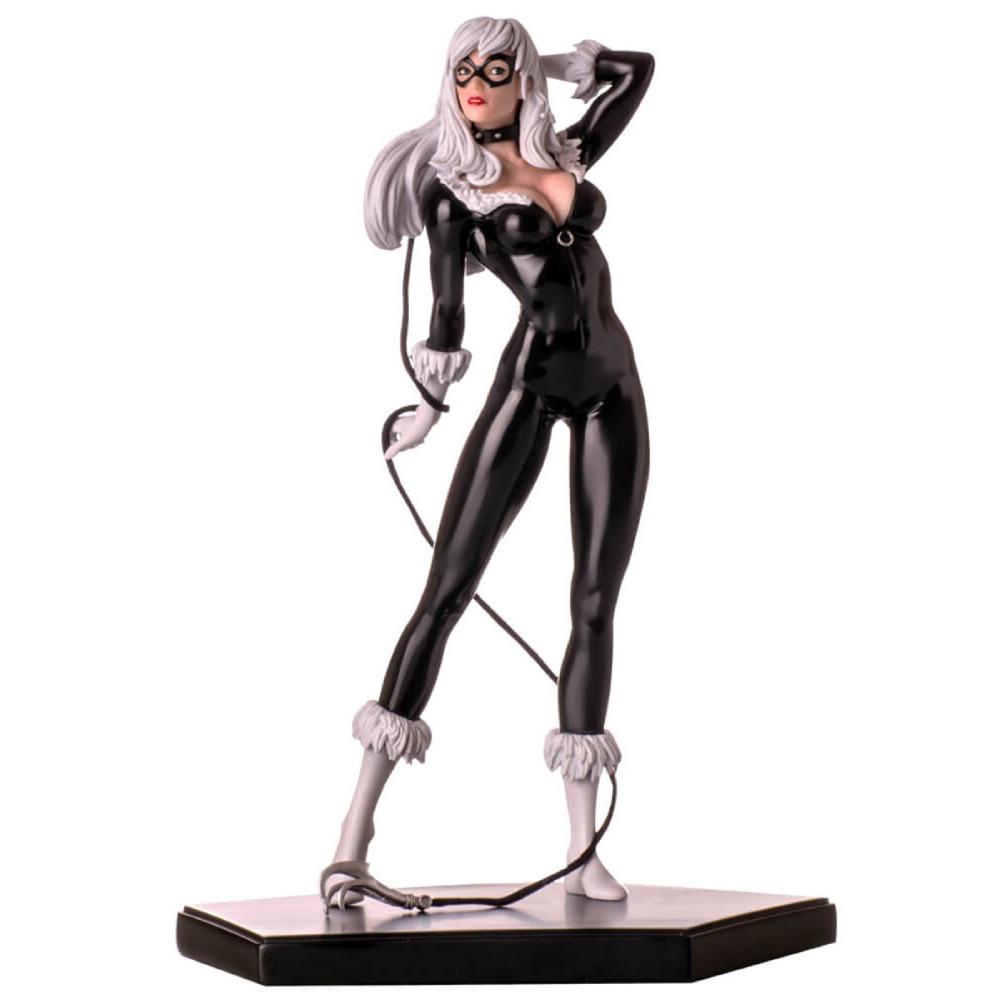 Figurina Marvel Comics 1/10 Black Cat 18 cm