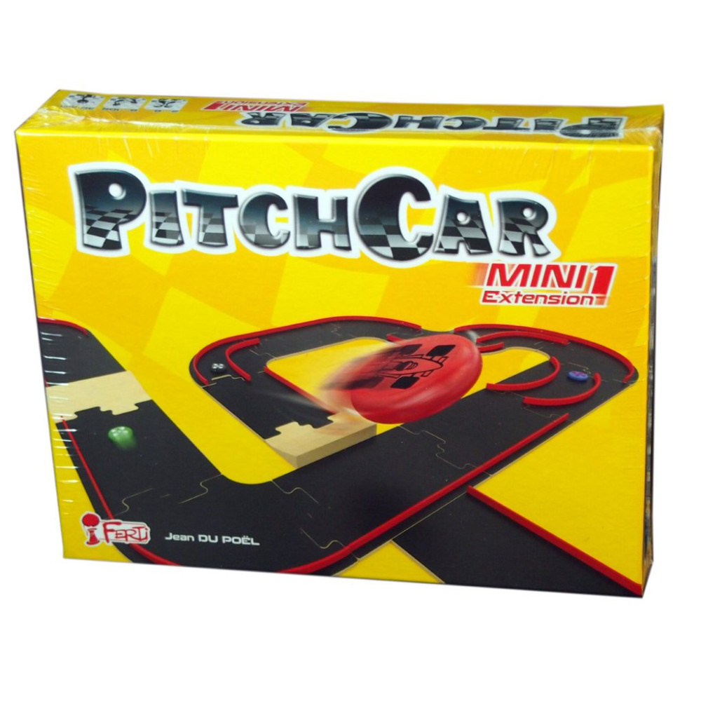 Mini Expansiune 1 PitchCar