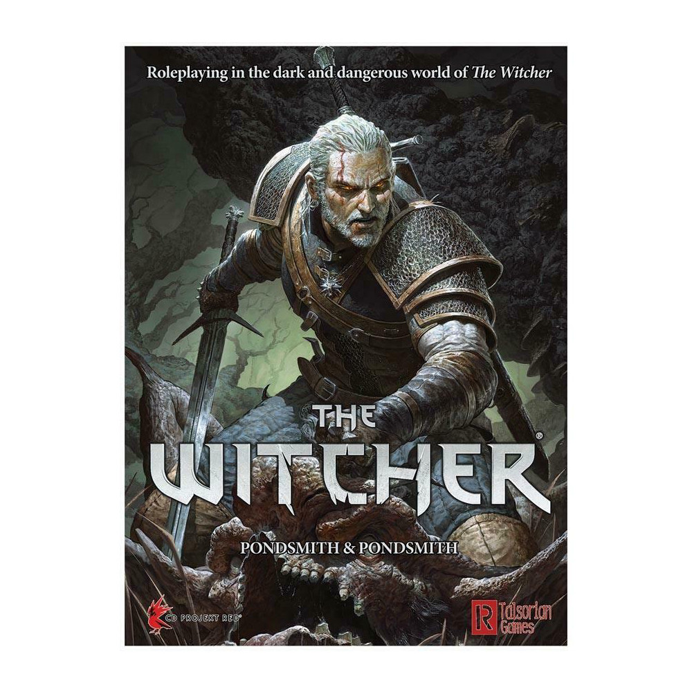 Ghid The Witcher RPG Core Rulebook