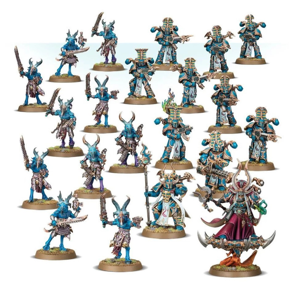 Expansiune Warhammer Start Collecting Thousand Sons - 1