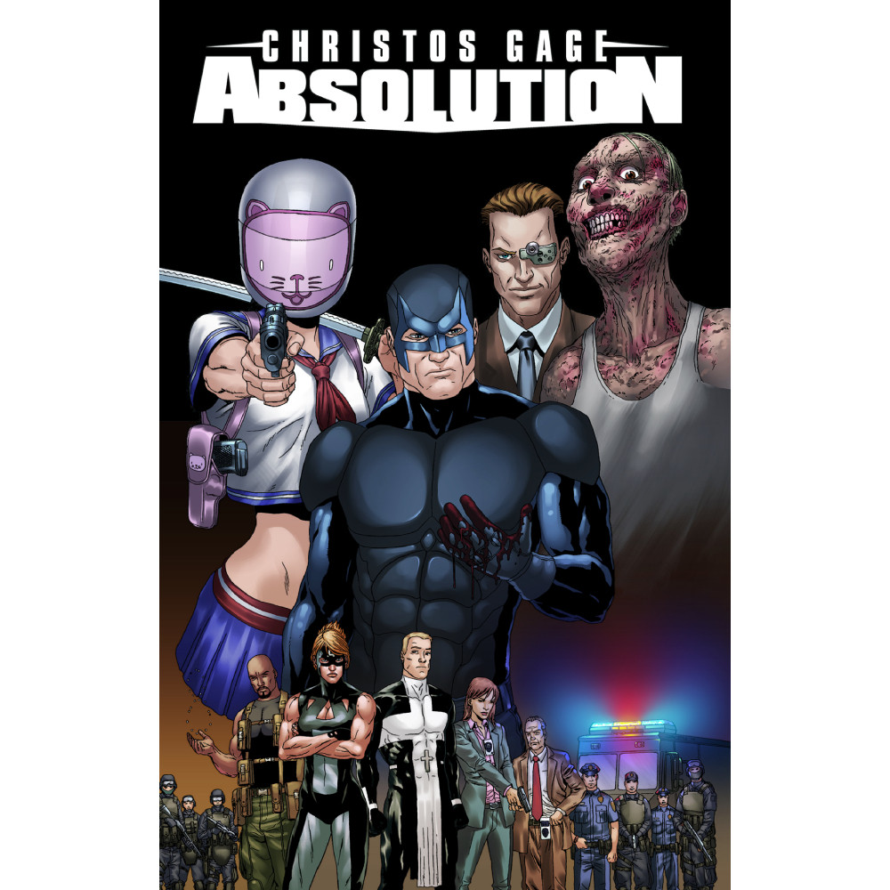 Absolution TP Vol 01 Special Edition imagine