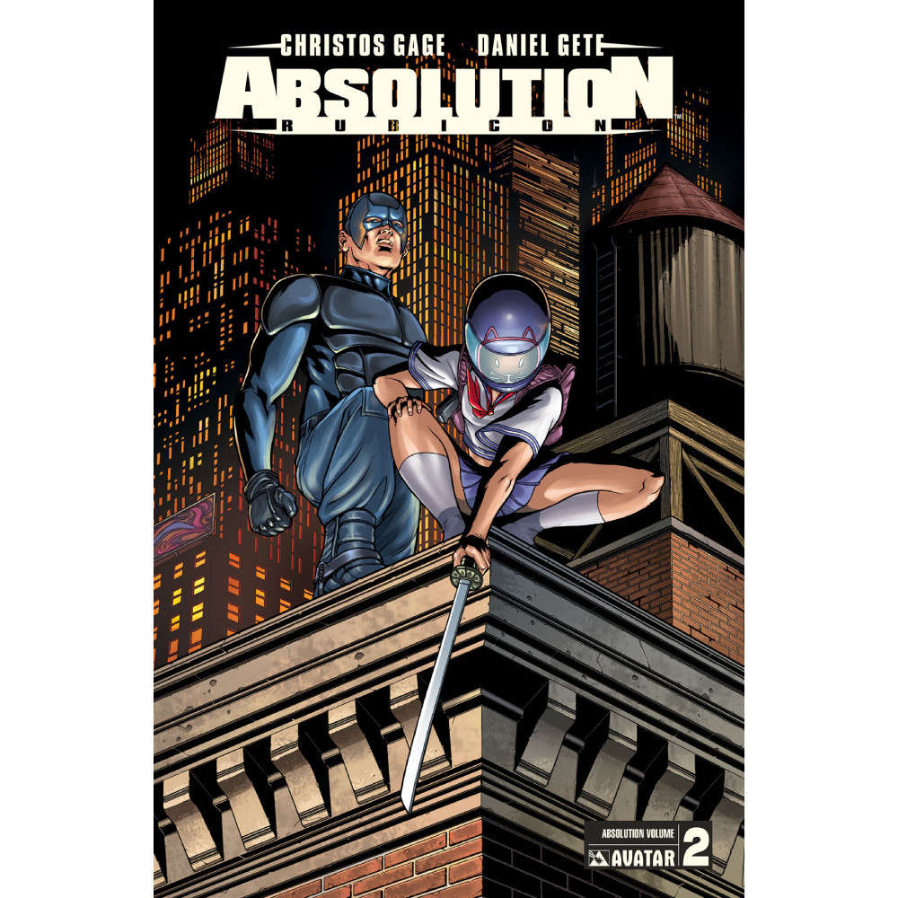 Absolution TP Vol 02 Rubicon Special Edition imagine