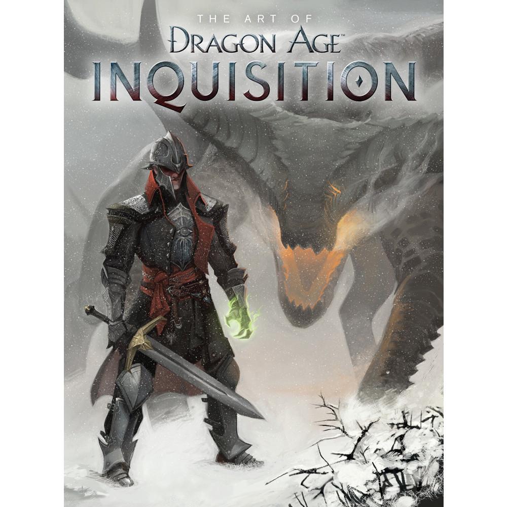 Art of Dragon Age Inquisition HC imagine
