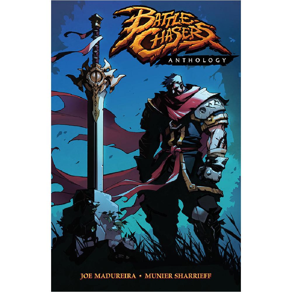 Battle Chasers Anthology TP
