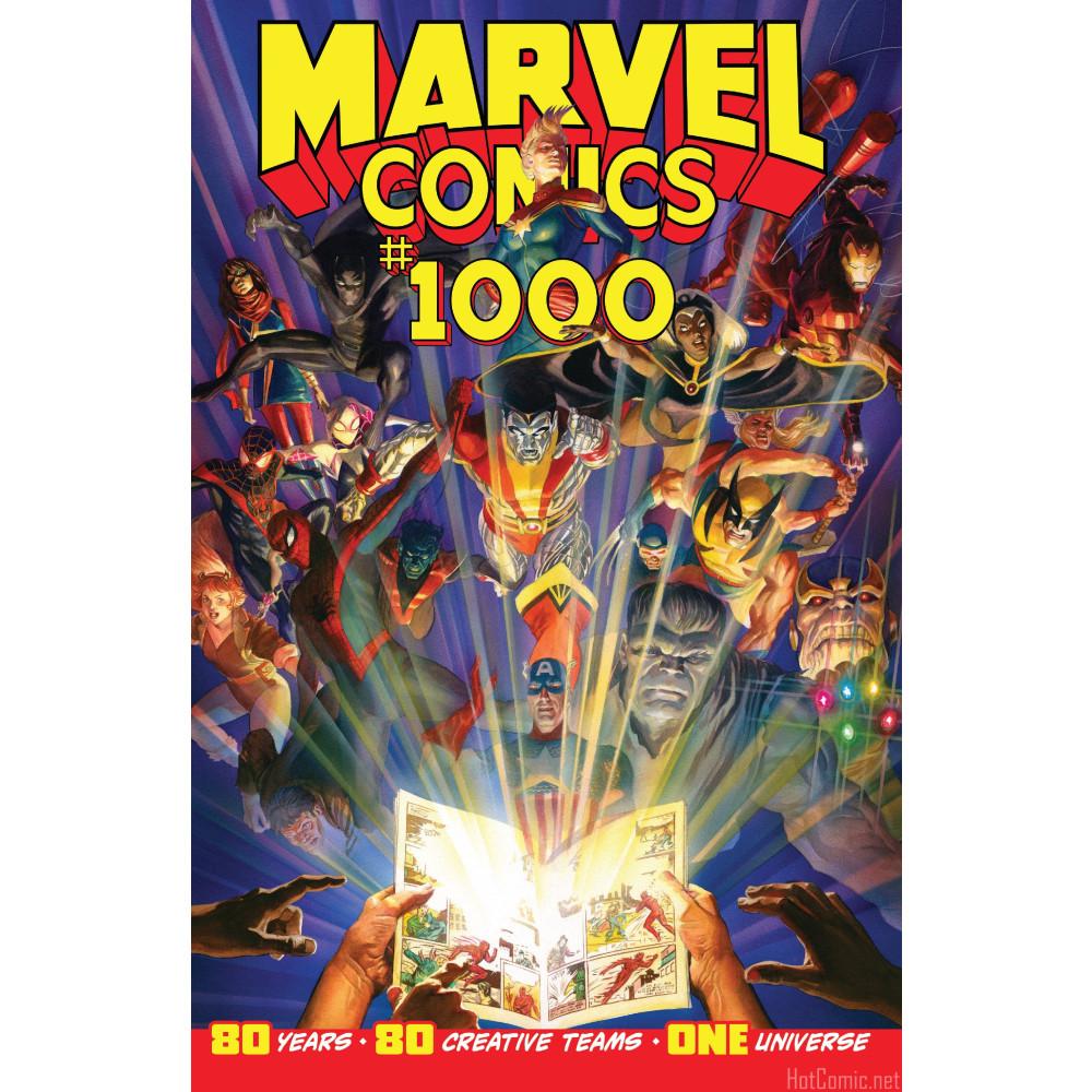 Marvel Comics 1000 Coperta H