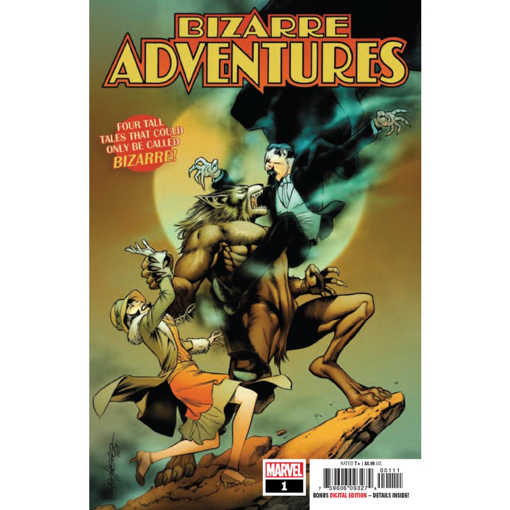 Bizarre Adventures 01