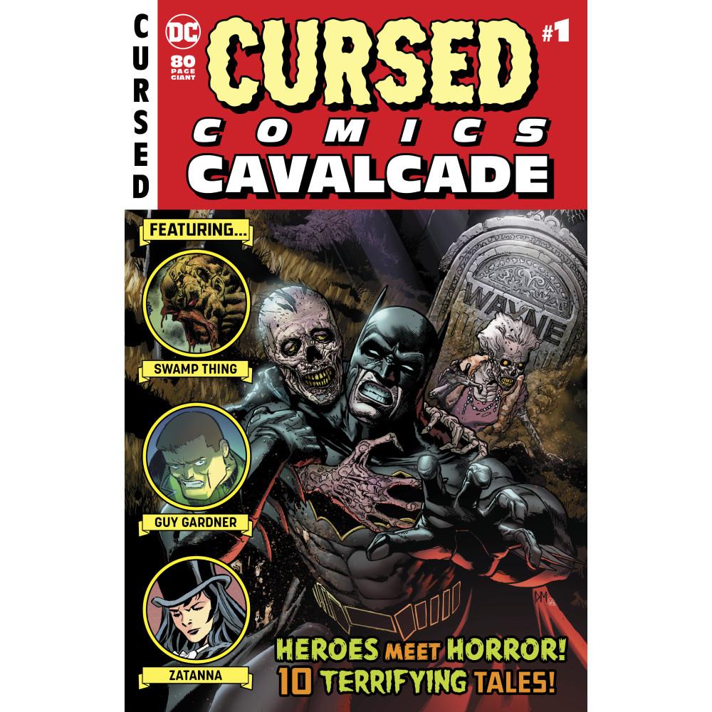 Cursed Comics Cavalcade 01