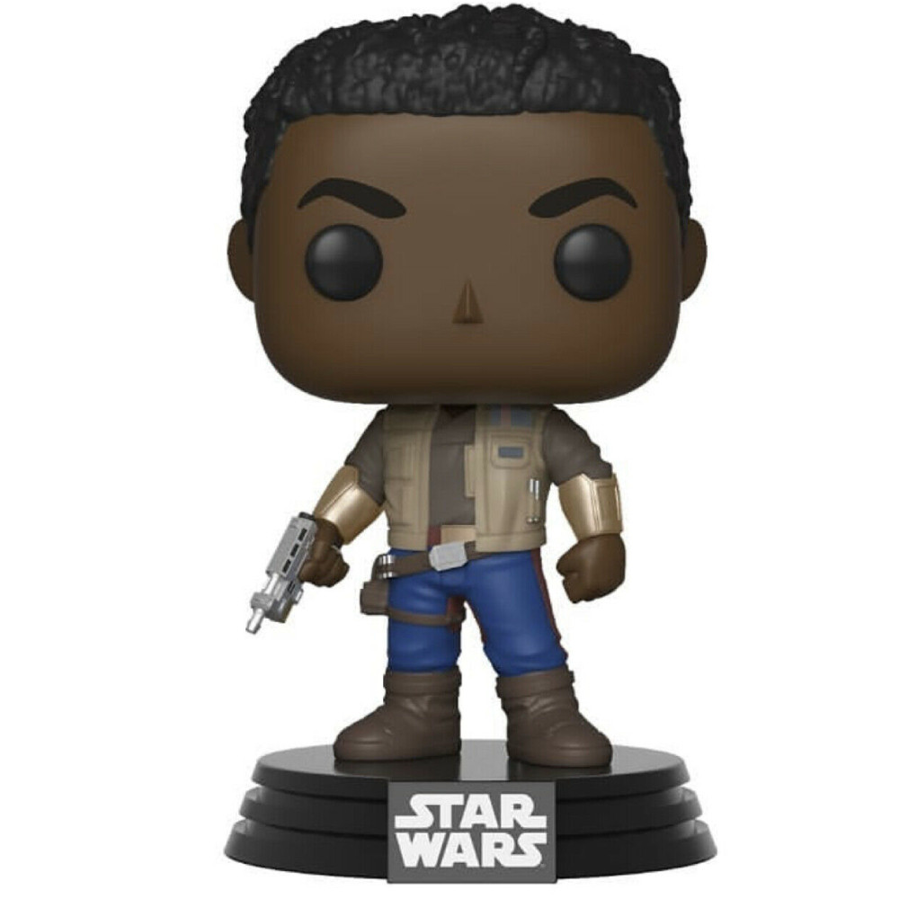 Figurina Funko Pop Star Wars Rise of Skywalker Finn