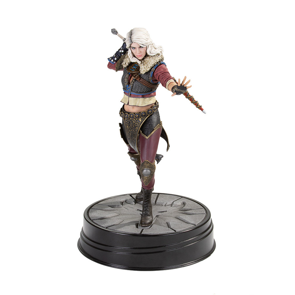 Figurina Witcher 3 Wild Hunt Ciri Seria 2