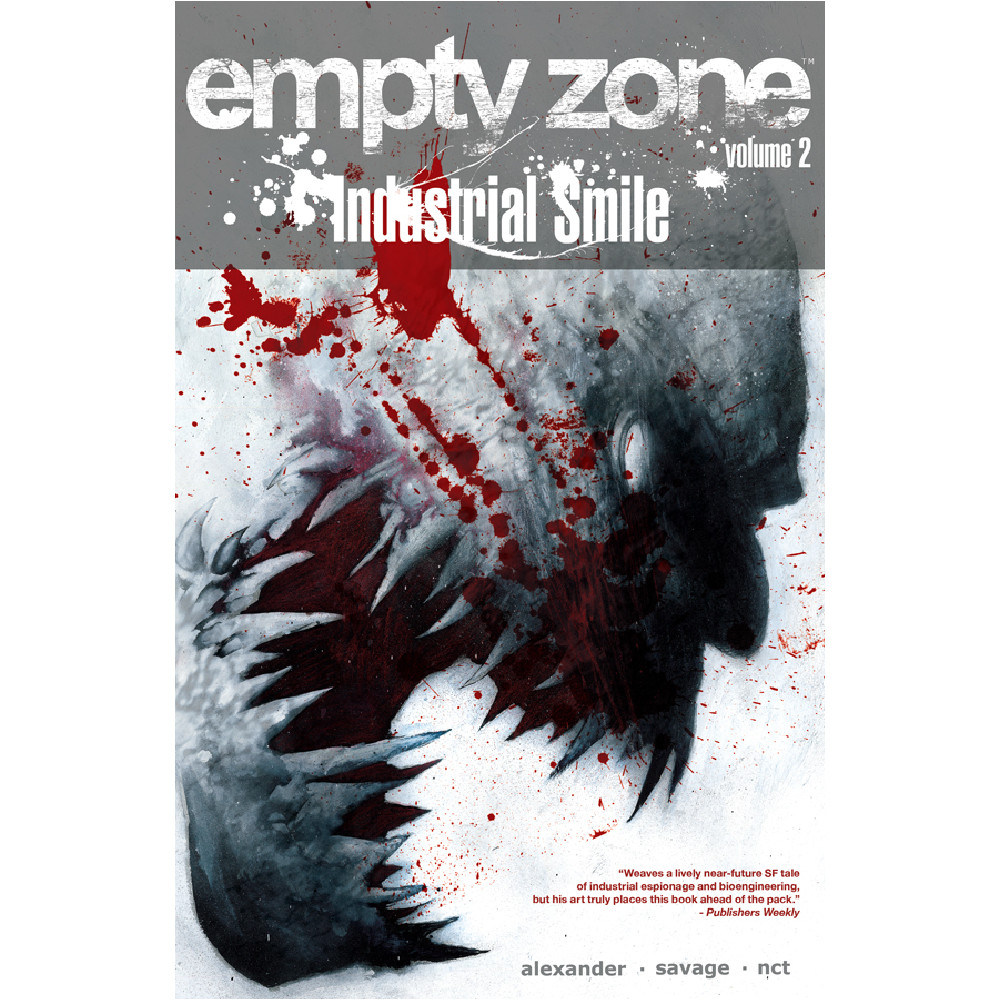 Empty Zone TP Vol 02 Industrial Smile