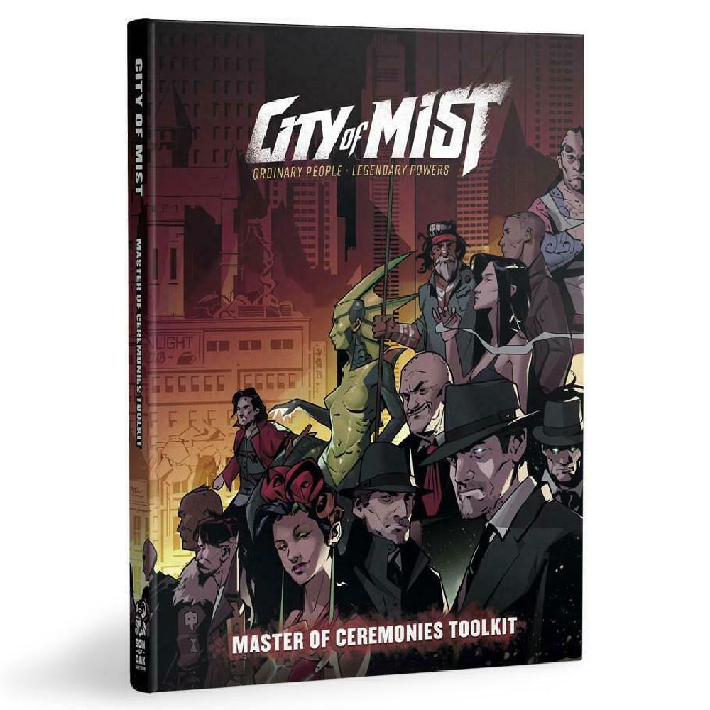 Ghid City of Mist MC Toolkit