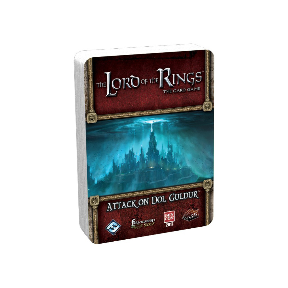 Expansiune The Lord of the Rings: The Card Game Attack on Dol Guldur