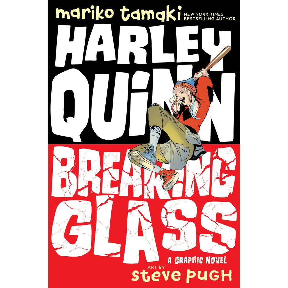 Harley Quinn Breaking Glass TP DC Ink imagine