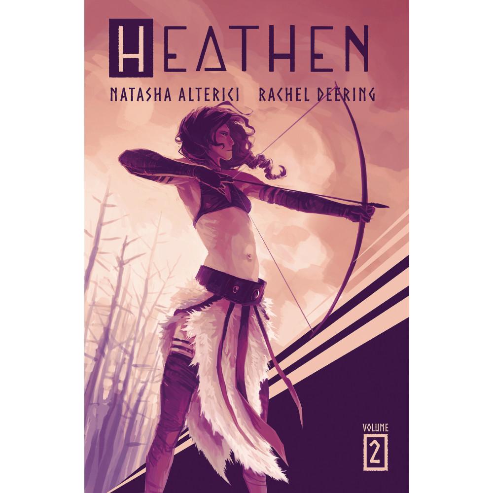 Heathen TP Vol 02
