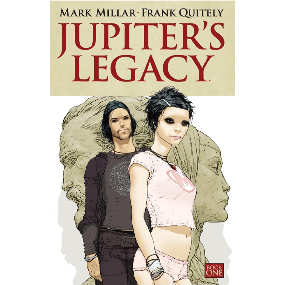 Jupiters Legacy TP Vol 01
